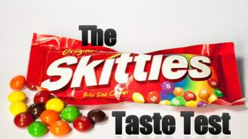 The Bus Driver - Food:  The Most Hated Skittle Flavor Is Yellow