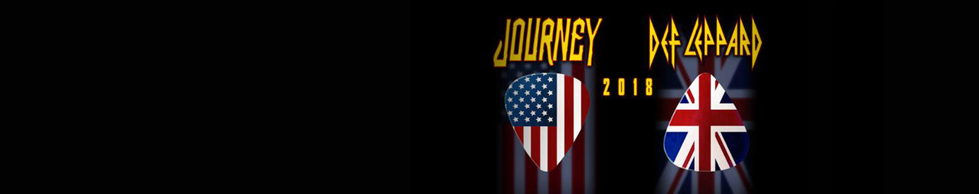 Listen all week with Jeff Olsen at 7am for your shot at Journey and Def Leppard tickets!