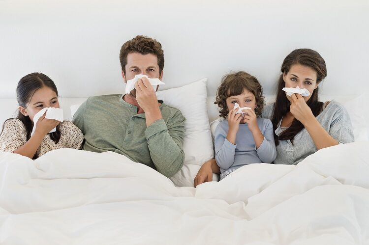Tampa Bay Area Ranks In Top 10 Nationwide For Severe Flu Cases