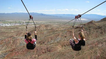 Jim Bodine - Finally There's A Zipline Across The Grand Canyon