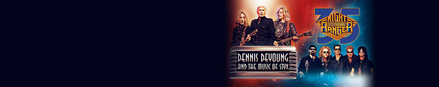 Listen Live With Bo & Jim Every Morning This Week To Score Last Chance Tickets To Night Ranger & Dennis DeYoung!