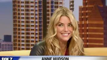 Anne Hudson - Anne Hudson Talks 'The Four' on Fox 7 Austin Ep2