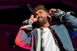 Chris Lane Takes Over the South Florida Fair