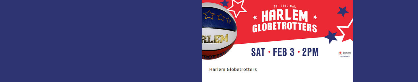 WIN TICKETS! HARLEM GLOBETROTTERS at the PPL Center! One Grand Prize Winner - Your child could be the BALL KID!