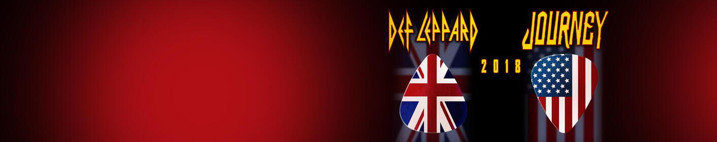 Win Def Leppard/Journey Tickets Before You Can Buy Them