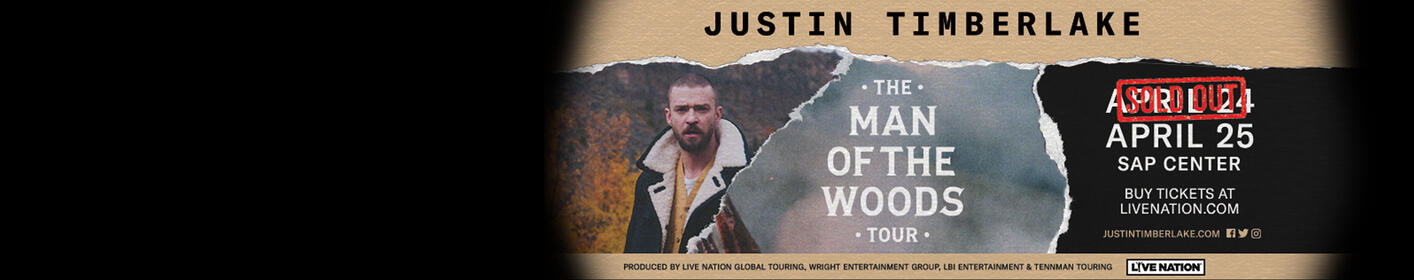 Buy tickets to Justin Timberlake's Second Show!