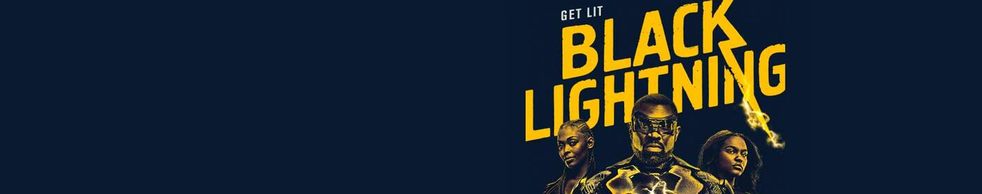 To celebrate the new show Black Lightning, we're giving you a chance to win a 50' Smart TV to watch it on!