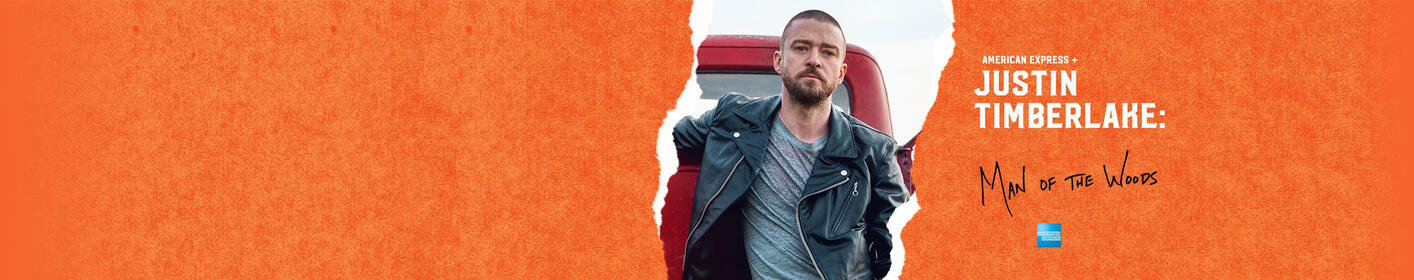 Win A Trip To Join Justin Timberlake For An Exclusive Listening Session Of 'Man Of The Woods'