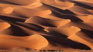 Producer Scott - The Sahara Desert - How You've Never Seen It