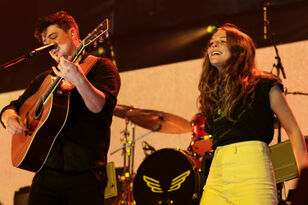 Mumford & Sons and Maggie Rogers Open ALTer EGO With Blistering Set