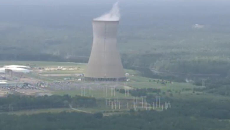 Malfunction Sets Off Warning Sirens Near North Carolina Nuclear Power Plant | iHeartRadio