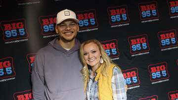 Photos - Kane Brown BIG 95.5 Lounge Meet and Greet!
