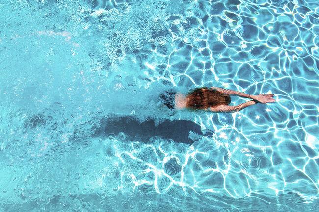Wellmark YMCA Pool