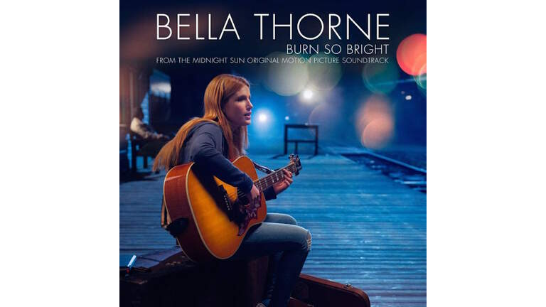 "Bella Thorne - ""Burn So Bright"""