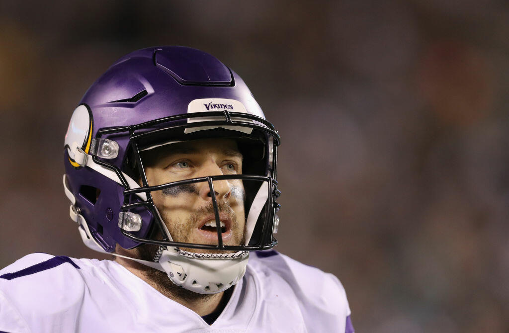 what does a rough nfc championship loss mean for qb case keenum s