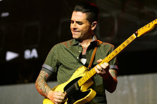 Dashboard Confessional's Chris Carrabba Explains 8-Year Recording Hiatus