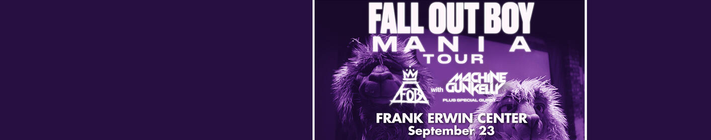 Win Tickets To See Fall Out Boy and Machine Gun Kelly at Frank Erwin Center!