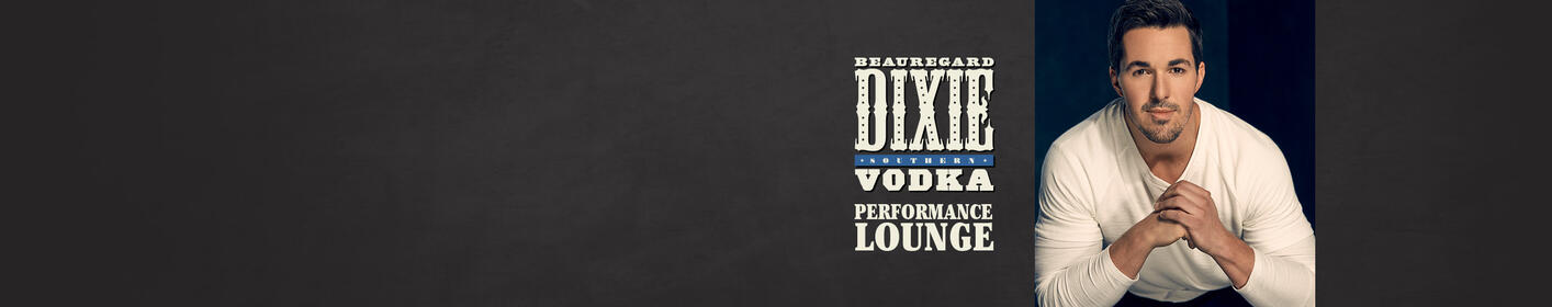See Cale Dodds in the Dixie Vodka Performance Lounge Friday at 1pm
