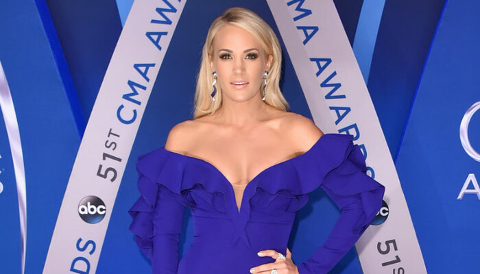 Carrie Underwood Reveals Wrist X-Ray Two Months After Her Dangerous Fall on Channel 933