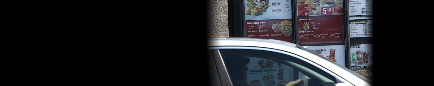 Drunk Man Tries To Order Burrito From Bank Drive-Thru, Gets Arrested