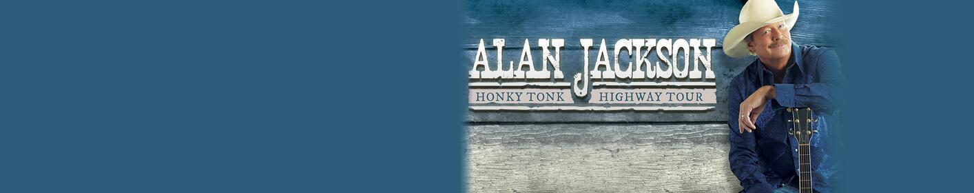 Win tickets to see Alan Jackson at The AMP!