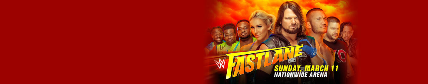 WWE Fastlane Ticket Giveaway