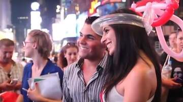 Moran - Man Pretends To Be Famous While In New York