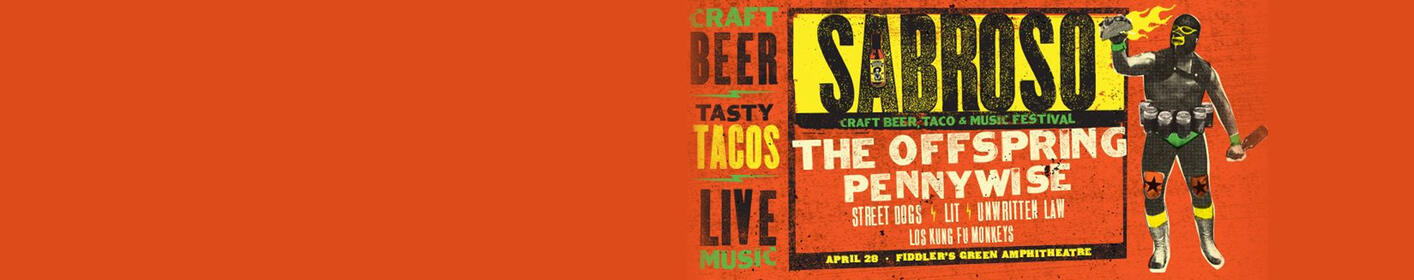 Win tickets to the Sabroso Craft Beer and Taco Fest all week with Beardo