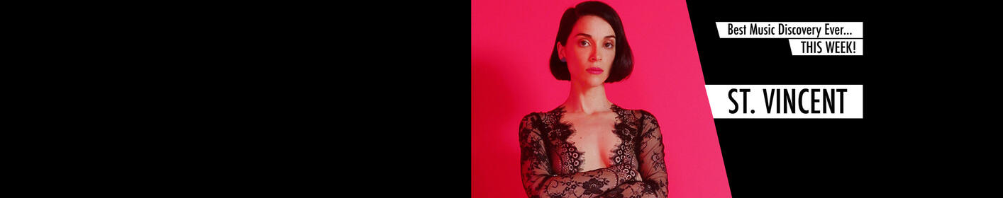 "Hear St. Vincent's ""Los Ageless"" All Week On ALT!"