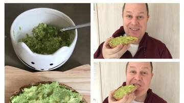 Cubby And Carolina In The Morning - The Perfect Recipe For Mashed Avocado Toast