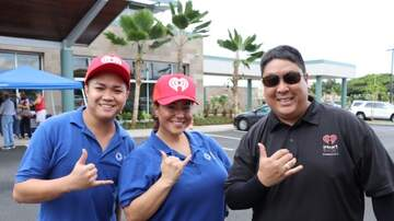 Photos - Hickam Fedral Credit Union Grand Opening
