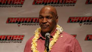 Photos - Mike Tyson Undisputed Interview