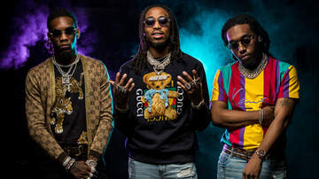 Caught on Camera - iHeartRadio Album Release Party With Migos