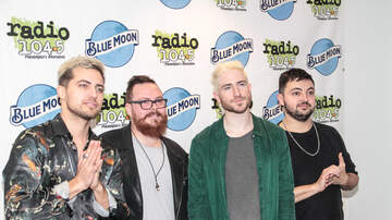 Photos: Studio Session Pics - Walk the Moon Meet + Greet Pics, 1.21.2018