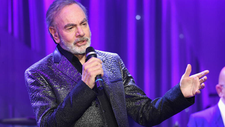 Neil Diamond Retires From Touring After Parkinson's Disease Diagnosis
