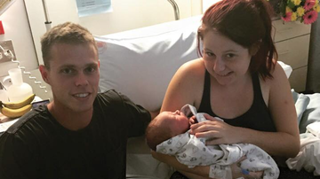 Johnjay And Rich - 23-Year-Old Becomes A Father And A Grandfather Overnight