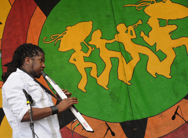 New Orleans Jazz Fest Getty Images