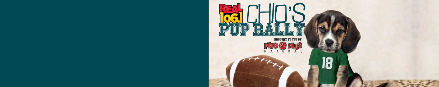 Chio's PUP RALLY - You Could Win $1,000 in Cash + Prizes! February 3rd at Pets Plus Naturals, Bensalem
