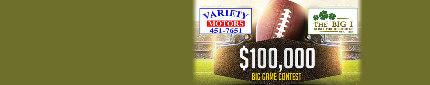 Predict the Final Score and You Could Win $100K, $10K, or a $300 Fred Meyer Shopping Spree >