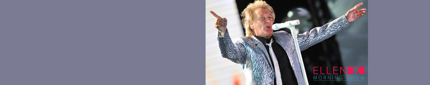 Rod Stewart Has New Original Music Coming Out In May!