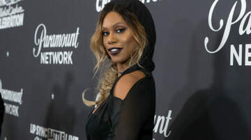 EDMS Entertainment Report - Laverne Cox Makes History As First Transgender 'Cosmopolitan' Cover Girl