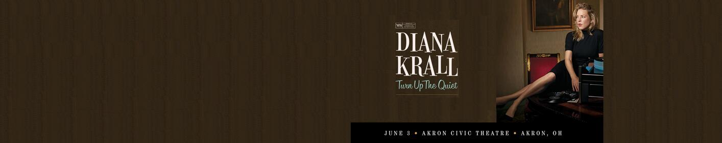 Win tickets to see Diana Krall