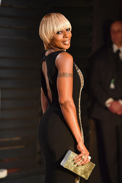 """Her role and music for Netflix's """"Mudbound"""" has earned Mary J Blige 2 Oscar Nominations!"""