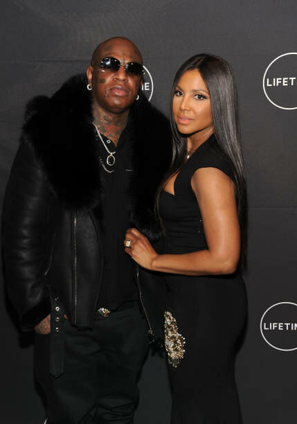 Rumor has it that Toni and Birdman are already married!