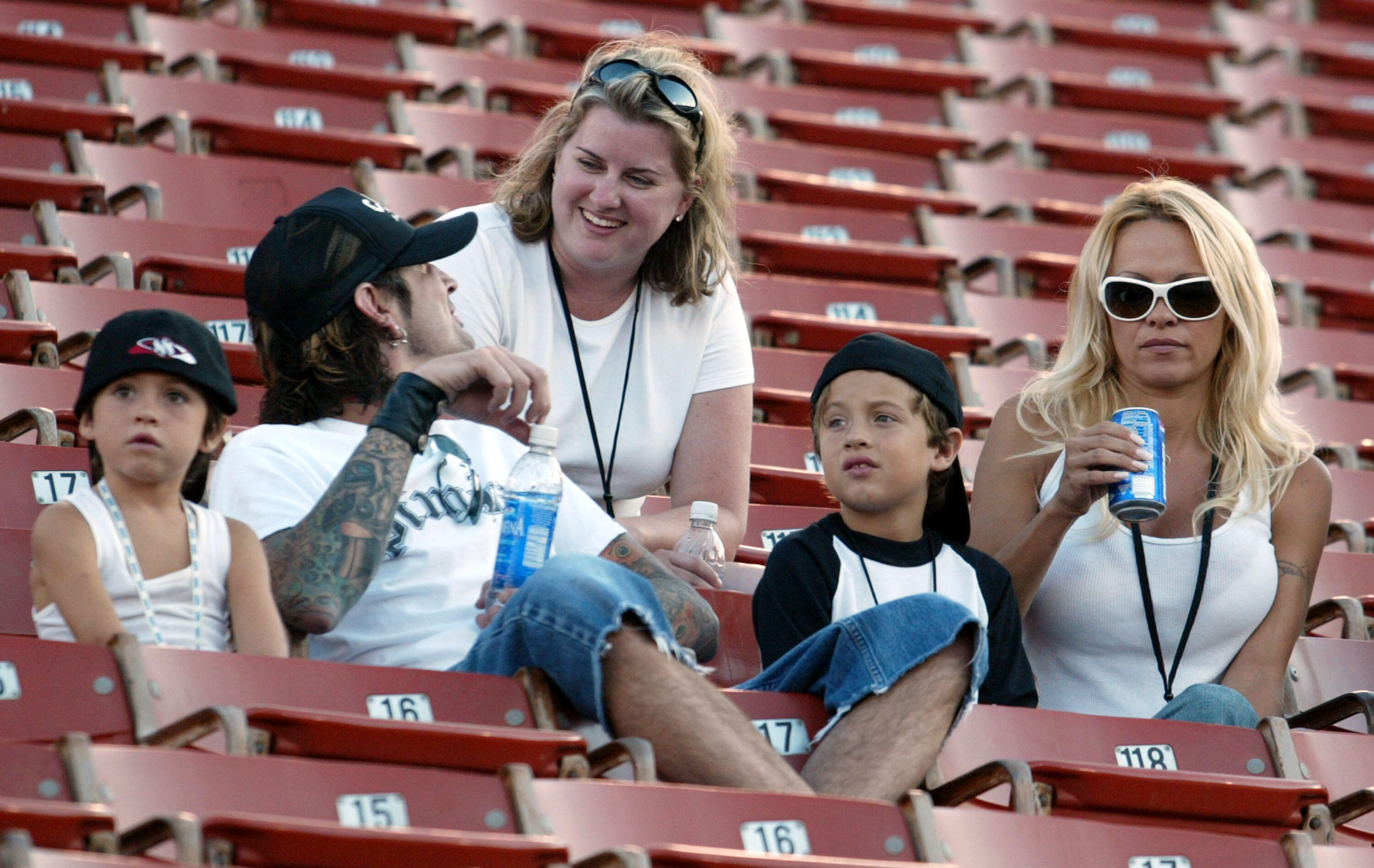 Pamela Anderson And Tommy Lee Vidio