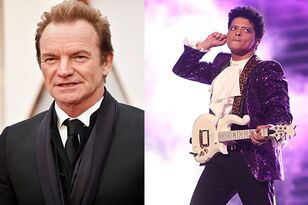 Sting Responds to Claims That Bruno Mars Ripped Off 'Roxanne'