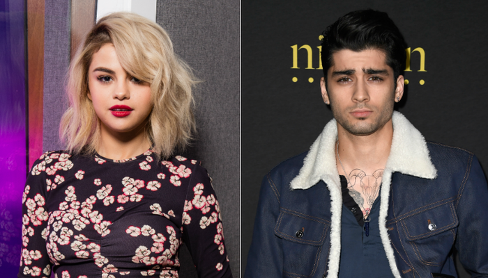 ZAYN Responds To Rumored Selena Gomez Duet For The Live-Action 'Aladdin' on Channel 933