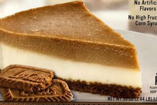 Costco Is Selling Cookie Butter Cheesecake!