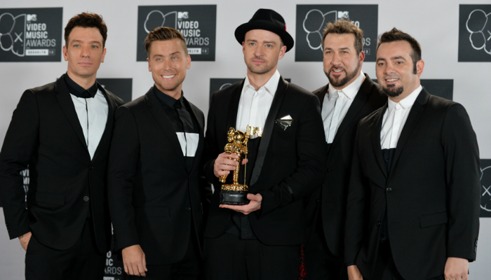 Here's What Joey Fatone Had To Say About *NSYNC Reuniting At The Super Bowl on Channel 933