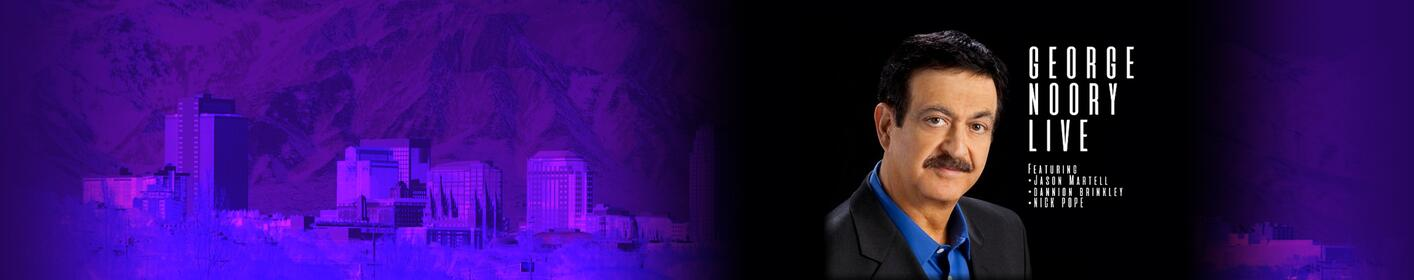 Join KNRS for George Noory Live on March 10th in Salt Lake City!